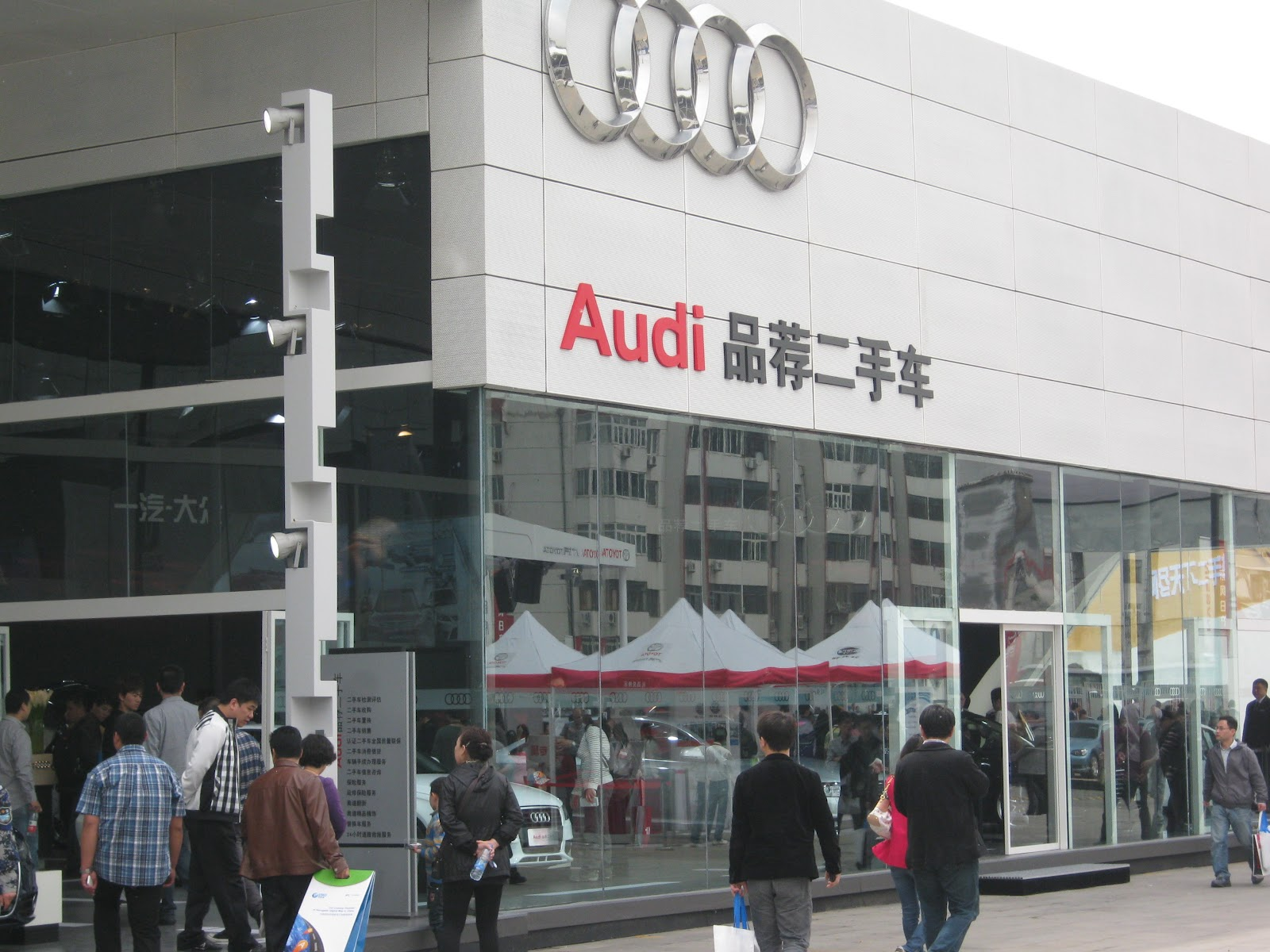 Asian Auto Markets Moving into High Gear