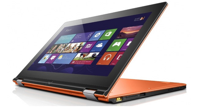 New Lenovo IdeaPad Yoga 13